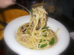 空間炒烏龍麵 Stir-fry Japanese Noodle