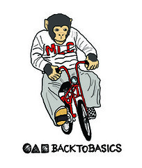 Back to basics 01 (CARTEL GRAPHICS) Tags: art bike illustration monkey arte drawings bicicleta macaco vans ilustrao basic desenho ilustracion disenos