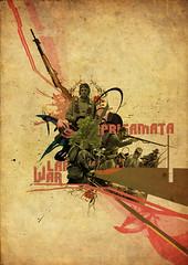 The war // Laprisamata // prisa mata // prisamata (laprisamata) Tags: world madrid woman art collage paper army skull design spain war arte surrealism guerra toledo militar luis mundial diseño mata prisa laprisamata