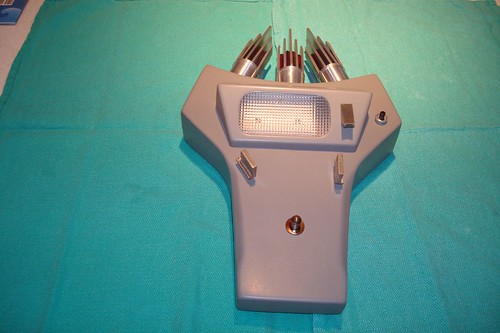 Star Trek Phase II Ray-Generator Reproduction