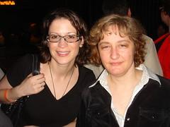Pauline Kerbici and Jill Whalen