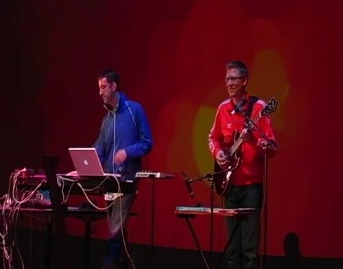 Bill Van Loo & J. Schnable - live at Sync08