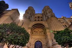 Catedral de Málaga är en sevärdhet