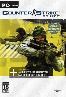 Counter Strike Source by Budeguinha Digital