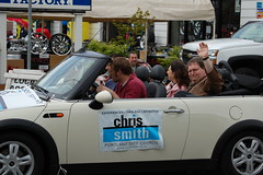 Chris Smith rode
