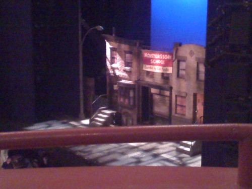 Avenue Q @ cadillac theater