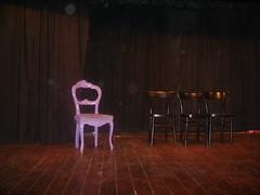 (costycosty) Tags: teatro sedia palcoscenico