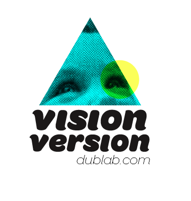 dublab VisionVersion logo
