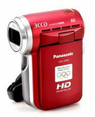Фото 1 - Олимпийский камкордер от Panasonic