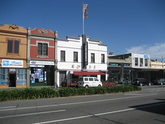 Bay St, Port Melbourne