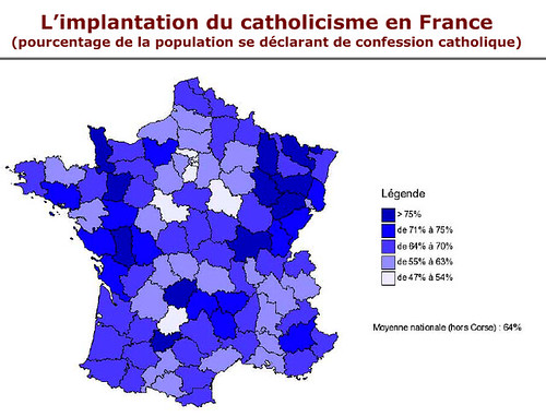 Catholicism in France