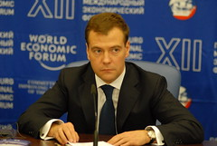 Dmitry Medvedev - Russia CEO Roundtable 2008