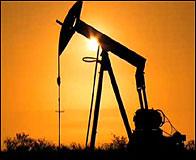 Un pozo petrolífero