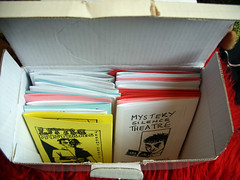 the minicomic box