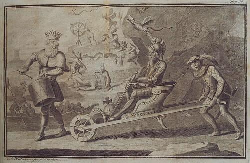 Nebst denen Neukirchischen Satyren - Gottfried Benjamin Hancke 1750 (HAB) a
