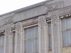 Burton's Deco Elephants, Streatham