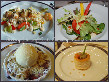 Cruise Food 1