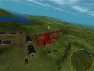 simulador de voo