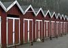 Fishermen's huts (cowgirl_dk) Tags: denmark olympus danmark havn habour jutland jylland lemvig e510 fishermenshuts 20080402 lidenlund cowgirldk