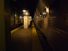 Platform at Union Station