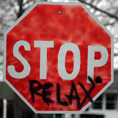STOP relax