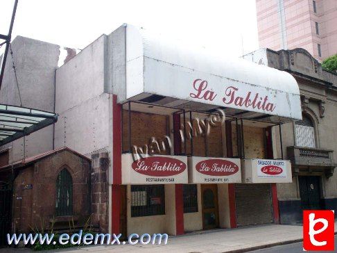 Restaurante La Tablita. ID339, Iván TMy©, 2008