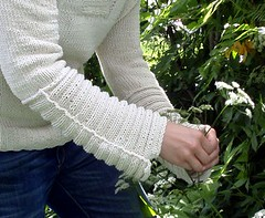 Summerhoodie sleeve