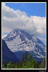 Glacier National Park, Montana (Picture_My_World) Tags: snow mountains montana scenic glacier glaciernationalpark pictureperfect americaamerica amazingtrees anawesomeshot citrit news21 worldwidelandscapes allkindsofbeauty justonerule