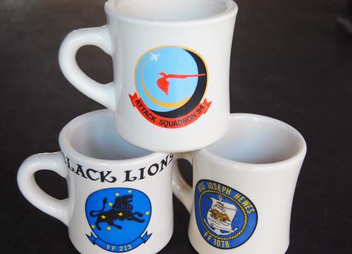 Wardroom Mugs