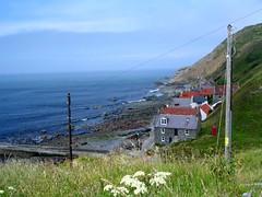 Village View (4oClock) Tags: scotland july morayfirth crovie