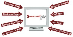 SavannahJobs.com Marketing Efforts