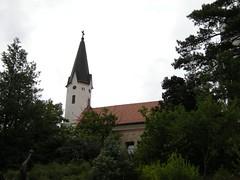 Veszprém church (aakaashá) Tags: church hungary veszprém