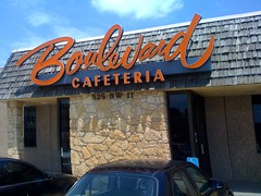 Boulevard Cafeteria in Oklahoma City