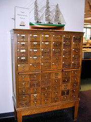 20080714 Corvallis Library Card Catalog