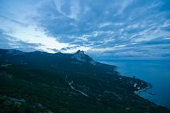 DSC_2140 (mamezo_sergio) Tags: travel sea sky mountains tokina1224 crimea
