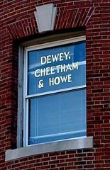 Dewey, Cheetham & Howe