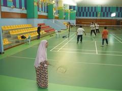 Badminton - Zaihan