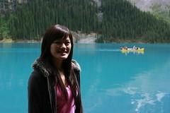 Rockies - 0436 (Jeffreyhsu) Tags: travel lake canada canon rockies banff  lakemoraine ef1740 400d kissx