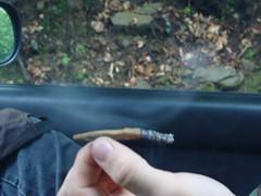 down to the last... (Robin Madan) Tags: cigar blunt