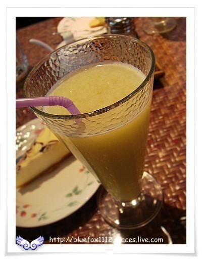 080725CalaCala義大利廚房12_芭樂柳  橙綜合果汁