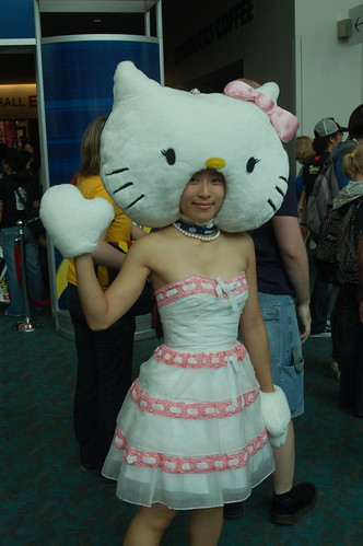 Comic Con 2008: Hello Kitty