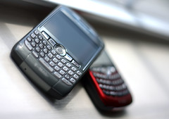 My Blackberry Curves