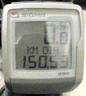 kilometros totales
