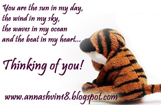Thinking you