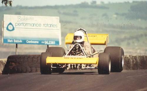 Peter Holinger - Repco Brabham