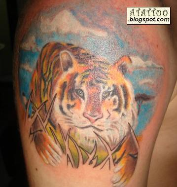 Tigre Tattoo