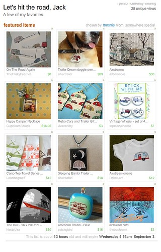 Kitschy treasury