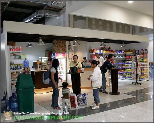 NAIA Terminal 3-5