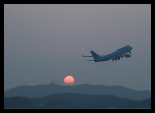 Leaving Seoul