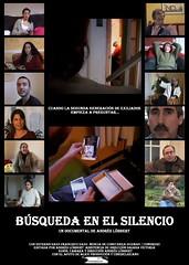 Búsquedas en el silencio (2007). Catálogo CINESUD